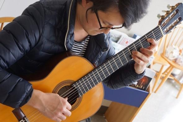 ギタリスト南雲さん